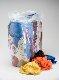 Bag of Rags 10kg Coloured T-Shirt