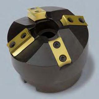 TMA 4 A60 Bevel-milling head 60Deg