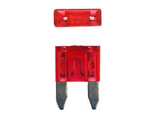 Mini blade fuse 50 Pack (10A)