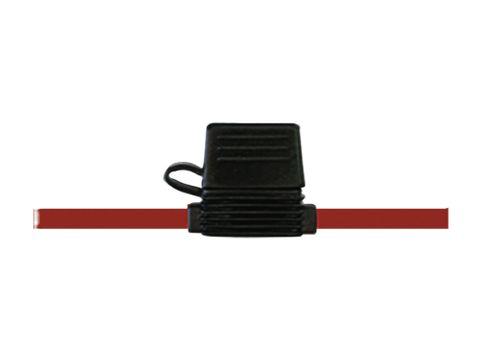 Fuse holder 12 gauge cable suit blade fuse QTY=10 Pcs