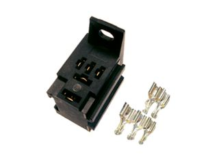 Relay base with bracket suit micro relay