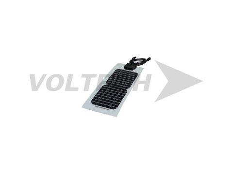 Solar panel flexible Voltech (5W)