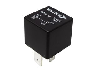 Relay Mini H/Duty N/Open type, 12V, 80A, 4 Pin