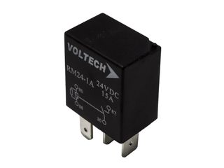 Relay Micro N/Open type, 24V, 15A, 4 Pin