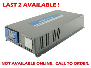 Pure sine wave inverter Voltech 24V (3000W)