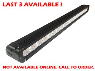 LED Bar Light 200Watt CREE single row. Combo