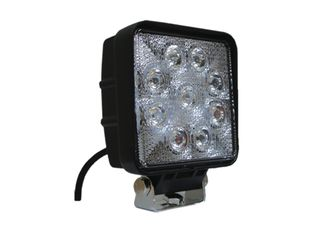 LED Work Light 27Watt Square