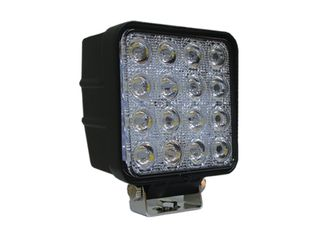 LED Work Light 48Watt Square