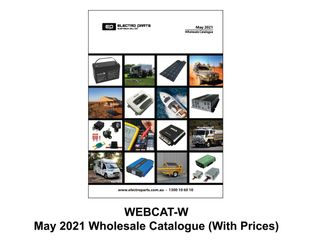 Electro Parts May 2021 Wholesale Catalogue