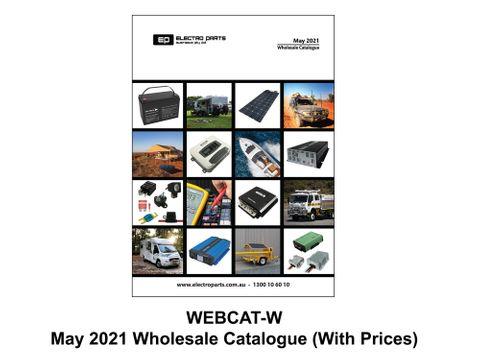 Electro Parts May 2021 Wholesale Catalogue