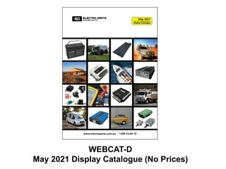 Electro Parts May 2021 Display Catalogue