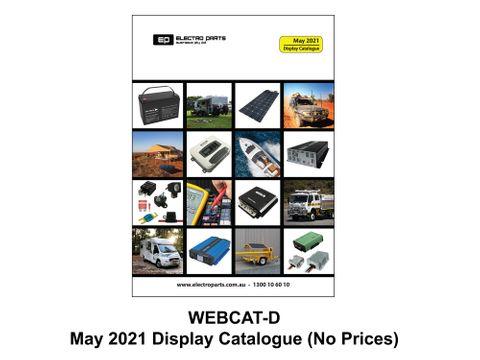 Electro Parts May 2021 Display Catalogue