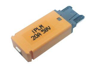 Manual reset circuit breaker Micro blade (20A)