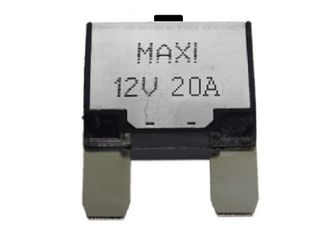Manual reset circuit breaker Maxi blade (20A)