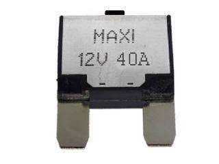 Manual reset circuit breaker Maxi blade (40A)