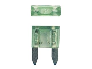 Mini blade fuse 50 Pack (2A)