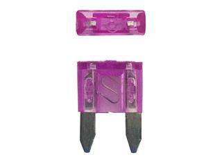 Mini blade fuse 50 Pack (3A)