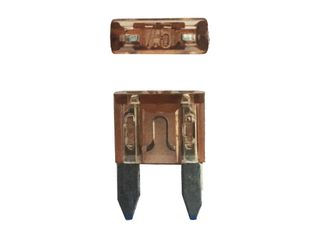Mini blade fuse 50 Pack (7A)