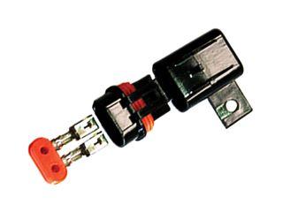 Fuse holder kit suit mini blade fuse QTY=10 Pcs
