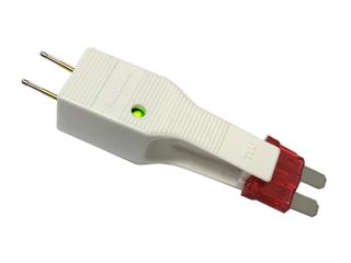 Fuse puller - Blade type with LED tester