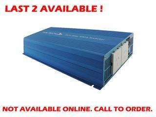 Pure sine wave inverter Pro Series Voltech 12V (1000W)