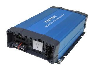 Pure sine wave inverter COTEK 12V (2500W)
