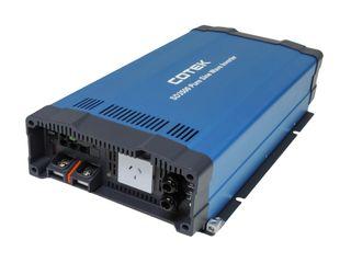 Pure sine wave inverter COTEK 12V (3500W)