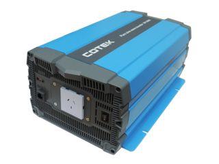 Pure sine wave inverter COTEK 24V (3000W)