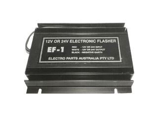 Electronic Flasher - Replaces mechanical flasher cans - END OF LINE CLEARANCE