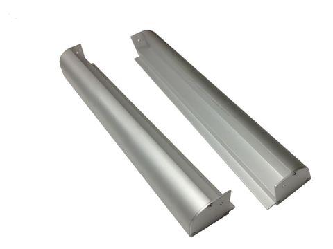 Aluminium Solar Panel Bracket - 670mm (Set of 2)