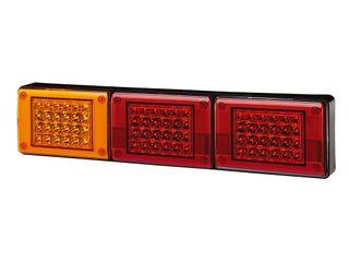 Lucidity LED Combination Rear Lamp 12V-24V (D.I./Stop/Tail)