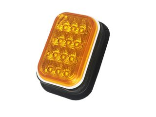 Lucidity LED D.I. Rear Lamp 12V-24V (Kit includes grommet & plug)