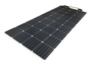 eArc Light weight solar panel (175W - 12V) - Frameless