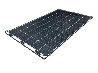eArc Light weight solar panel (290W - 24V) - EPDM Rubber Edge