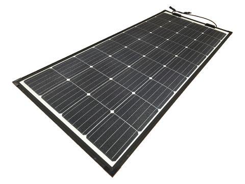 eArc Light weight solar panel (185W - 12V) - Framed