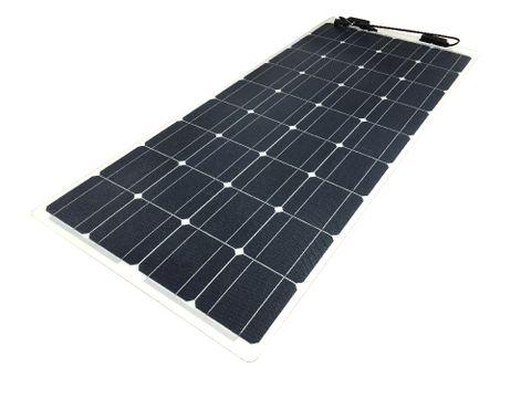 eArc Light weight solar panel (100W - 12V) - Frameless