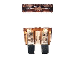 Blade fuse 50 Pack (7A)