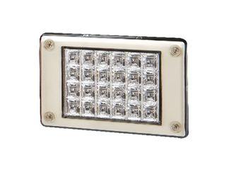 Lucidity LED Reverse Rear Lamp 12V-24V (Suits 26007ARC-BV & 26007ARR-BV)