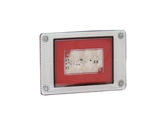 Lucidity Glotrac LED Reverse Rear Lamp 12V-24V (Suits 26058ARC-V & 26058ARR-V)