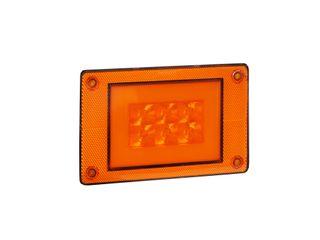 Lucidity Glotrac LED D.I. Rear Lamp 12V-24V (Suits 26058ARC-V & 26058ARR-V)