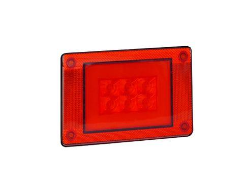 Lucidity Glotrac LED Stop/Tail Rear Lamp 12V-24V (Suits 26058ARC-V & 26058ARR-V)