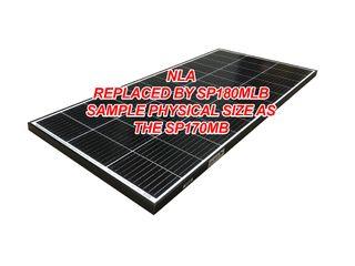Solar panel Voltech (170W) - Black Frame