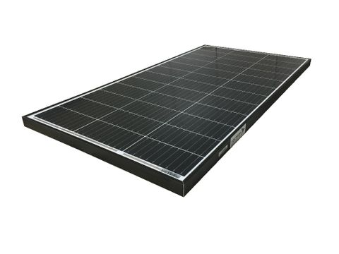 Solar panel Voltech (100W) - Black Frame