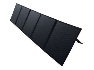 Folding Solar Blanket with supporting legs (200W)
