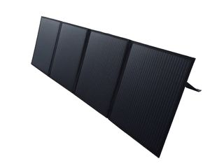 Folding Solar Blanket with supporting legs (160W)