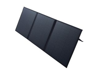 Folding Solar Blanket with supporting legs (120W)