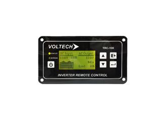 Remote control suit Voltech PS Pro Series Inverters (8m cable) - Deluxe