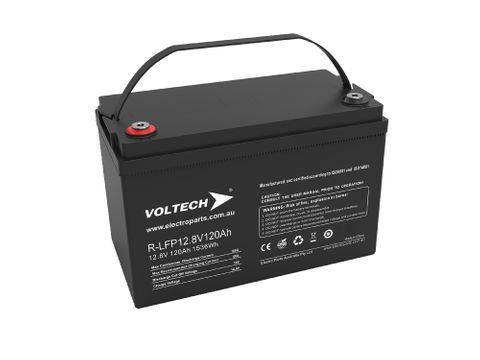 Lithium Battery 12.8V-120Ah