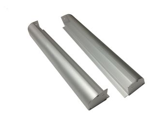 Aluminium Solar Panel Bracket - 510mm (Set of 2) - Inner Mounting Lip