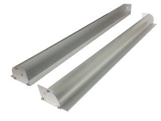 Aluminium Solar Panel Bracket - 670mm (Set of 2)- Outer Mounting Lip